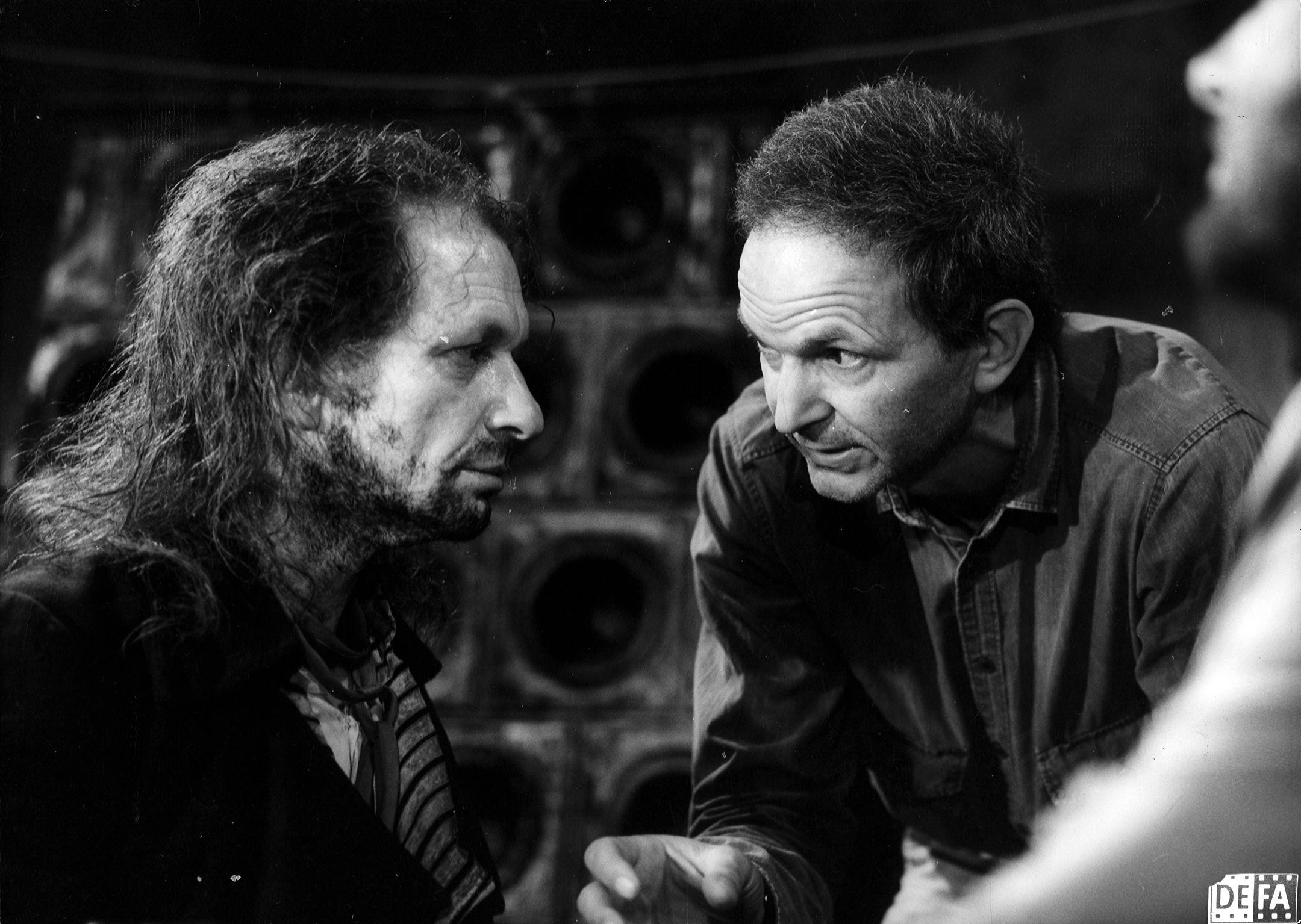 """Gwisdeks Regiedebüt schaffte es bis nach Cannes: """"Treffen in Travers"""" (DEFA-Stiftung/Klaus Goldmann)"""