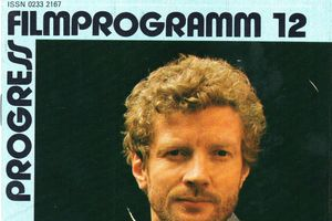 "Cover ""Progress-Filmprogramm"" PFP 12/86"