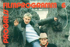 "Cover ""Progress-Filmporgramm"" PFP 6/85"