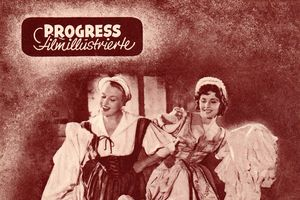"Cover ""Progress-Filmillustrierte"" PFI (10)/50"