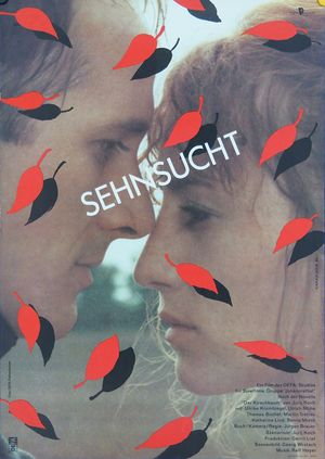 "Film poster for ""Sehnsucht"""