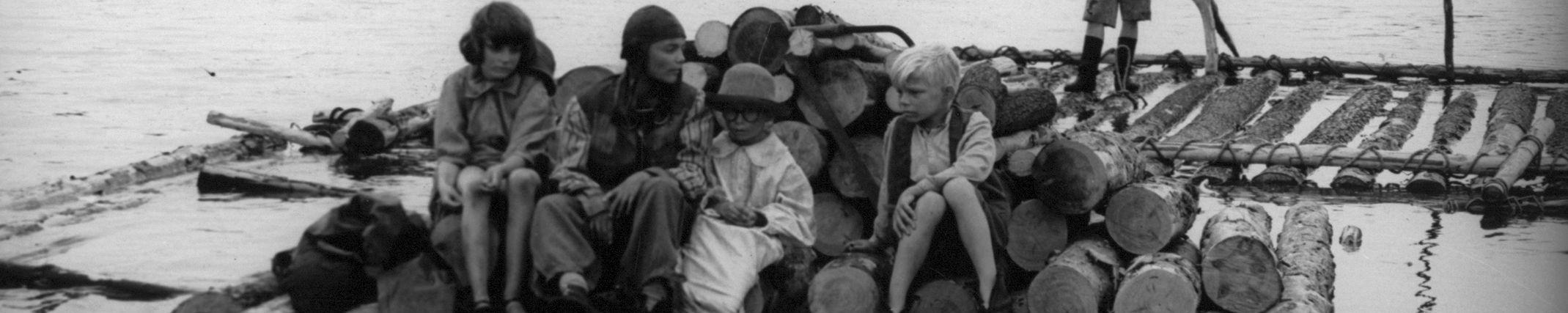 """Filmstill zu """"Das Eismeer ruft"""""""