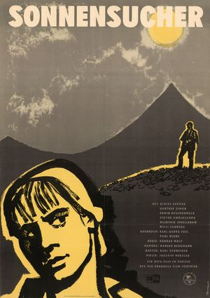"Film poster for ""Sonnensucher"""