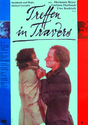 "Film poster for ""Treffen in Travers"""